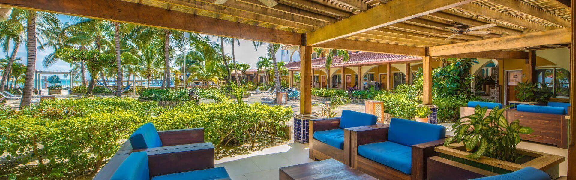 Sunbreeze Courtyard Lounge San Pedro