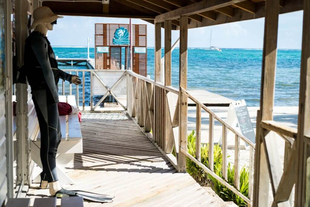 Dive vacations in Belize Turneffe